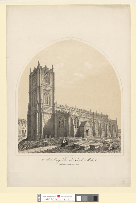 St. Mary's Parish Church, Mold