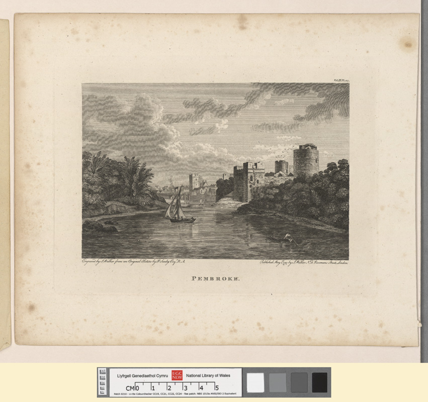 Pembroke May 1st 1797