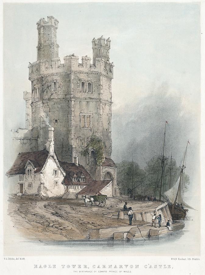 Eagle Tower, Carnarvon Castle