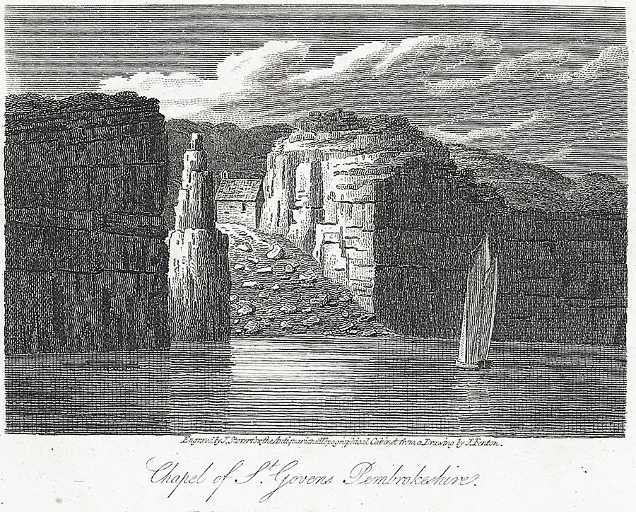 Chapel of St. Govens, Pembrokeshire