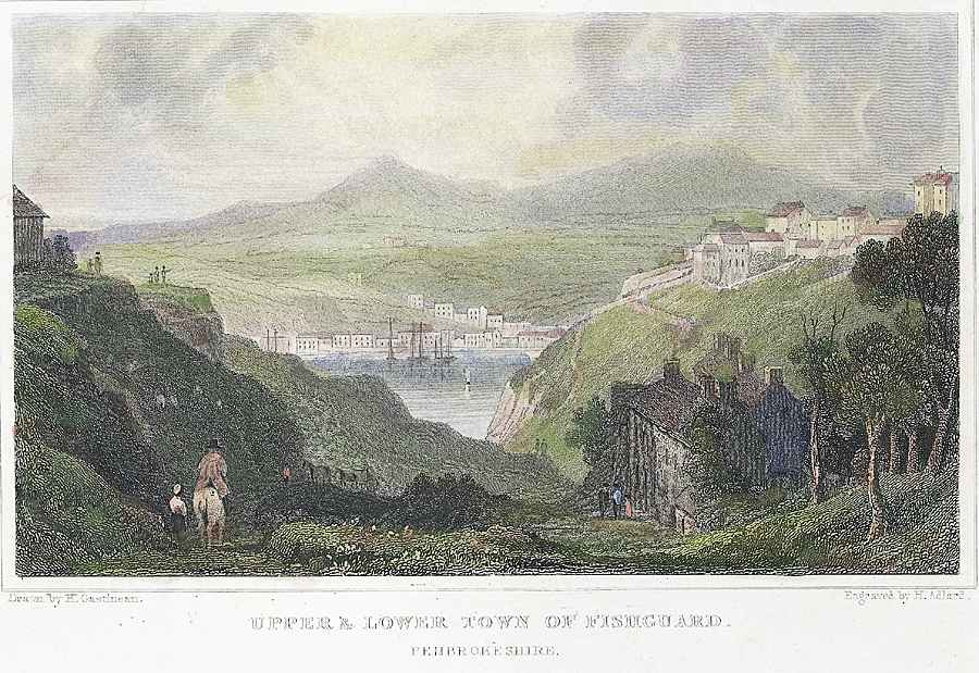 Upper & Lower Town of Fishguard, Pembrokeshire