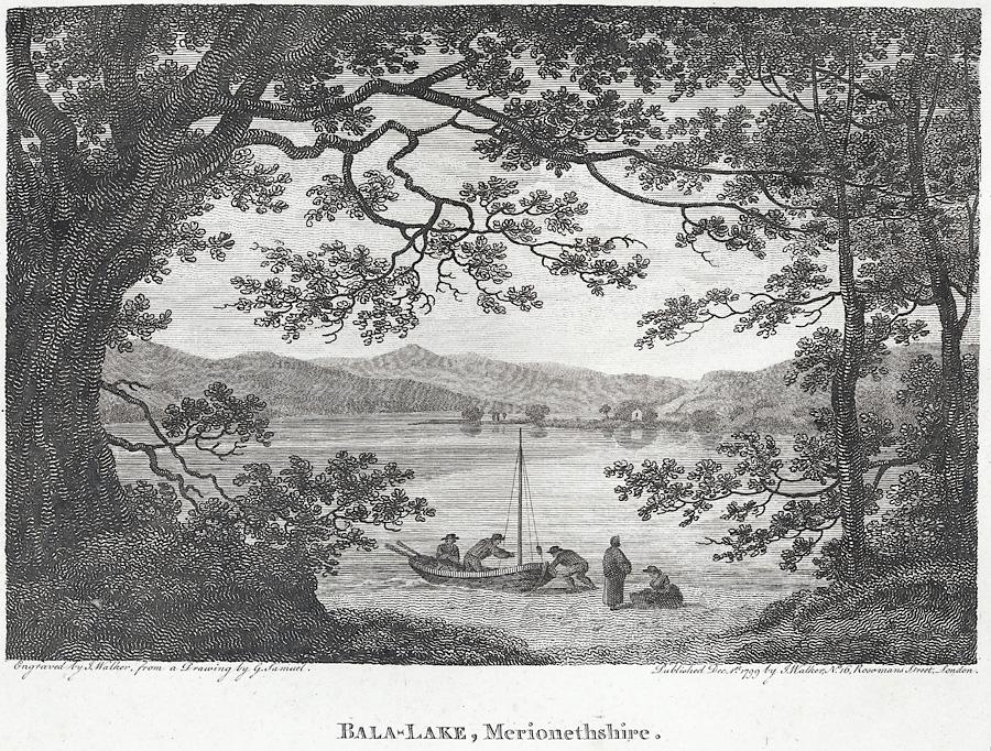Bala-Lake, Merionethshire