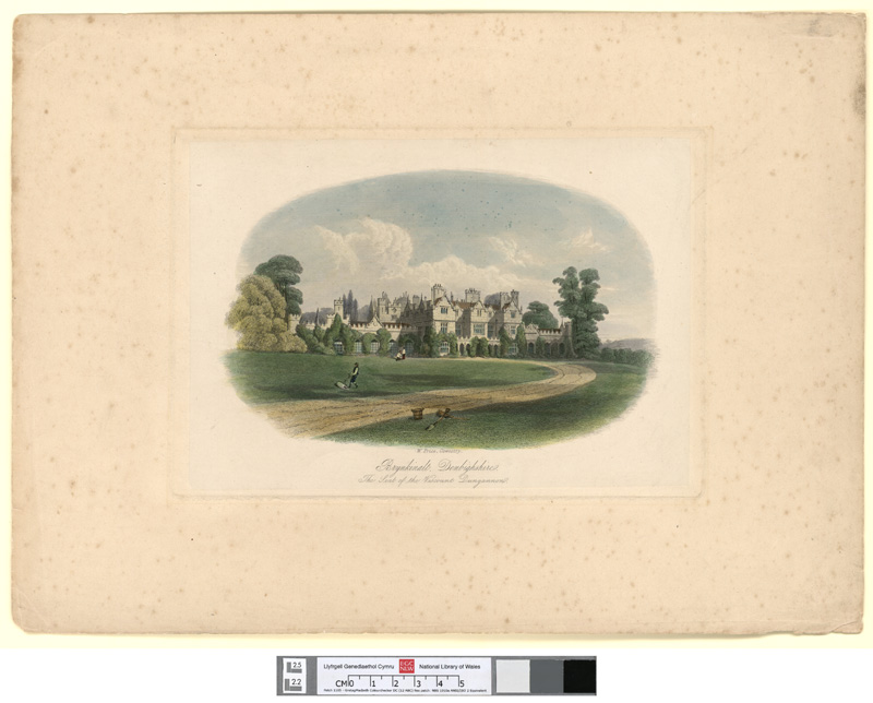 Brynkinalt, Denbighshire