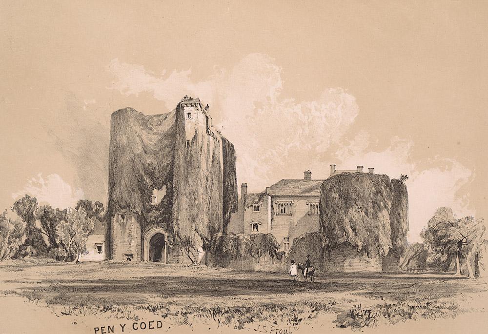 Pen-Y-Coed [Castle]