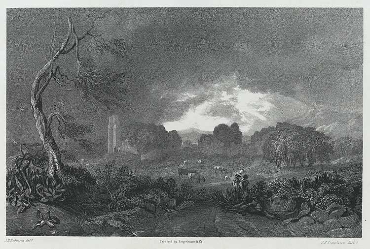 The Ruins of Caldecut Castle