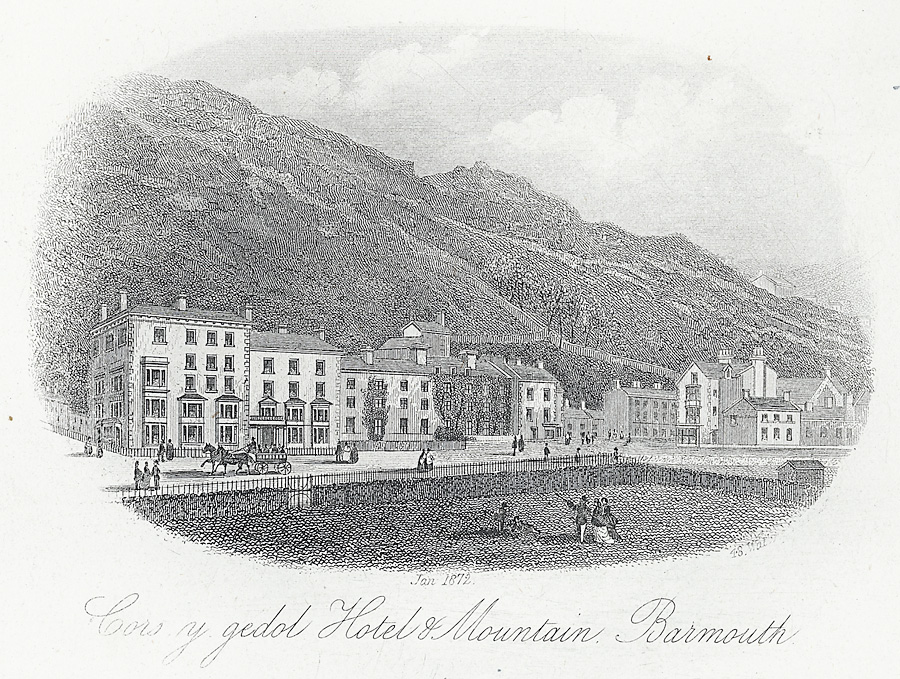 Cors y gedol Hotel & mountain, Barmouth