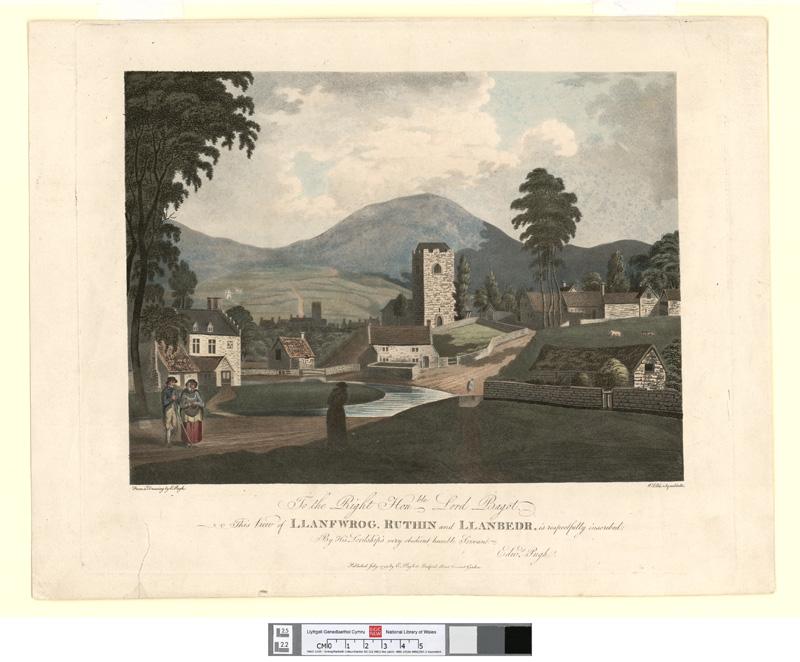 Llanfwrog, Ruthin and Llanbedr