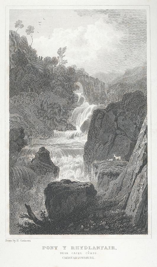 Pont Y Rhydlanfair, Near Capel Curig, Caernarvonshire
