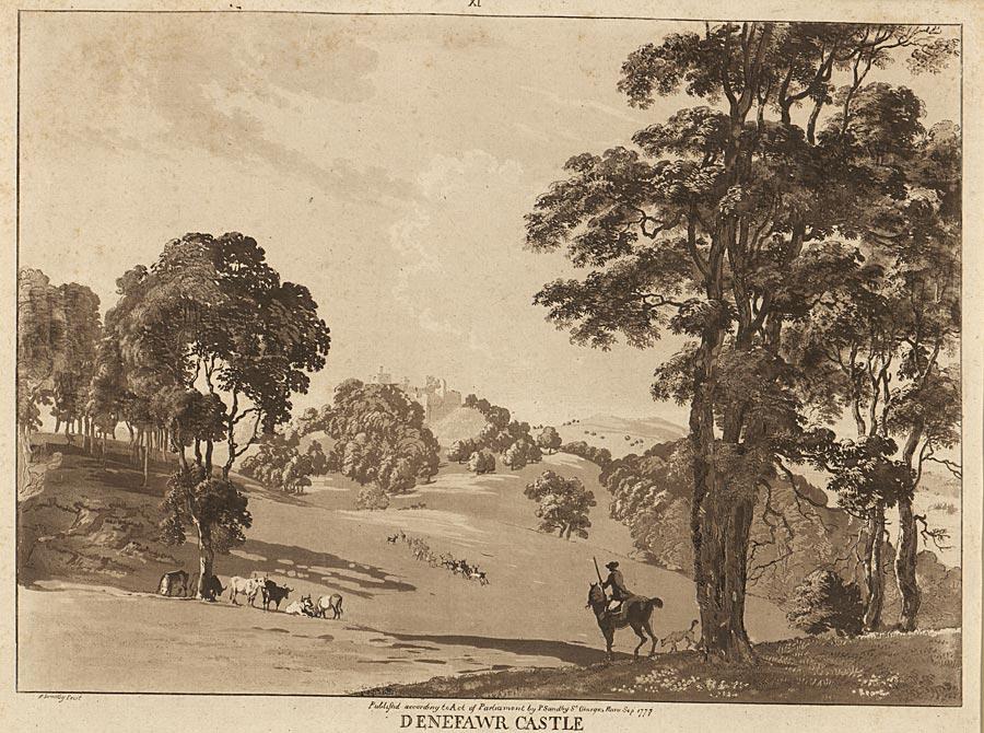 Denefawr Castle