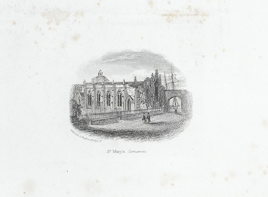 St. Mary's, Carnarvon