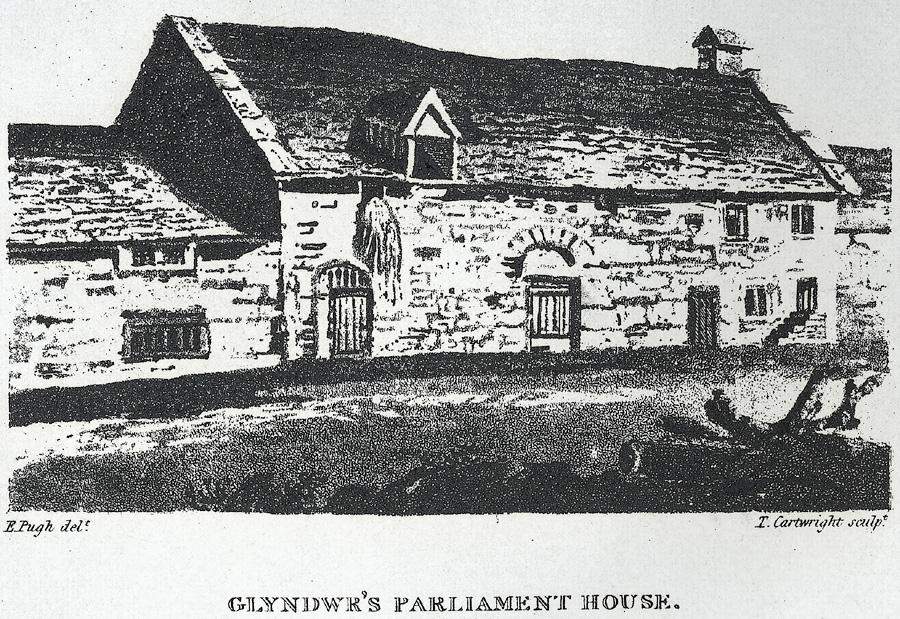 Glyndwr's Parliament House [Machynlleth]