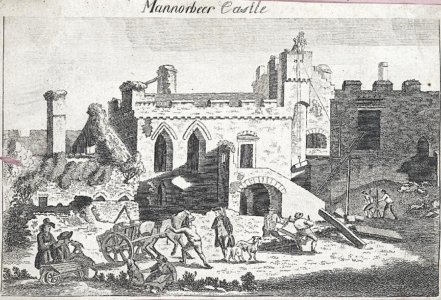 Mannorbeer Castle