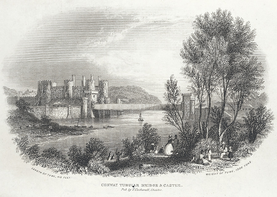 Conway Tubular Bridge & Castle
