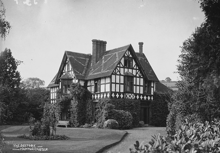 The Rectory Hopton-Castle