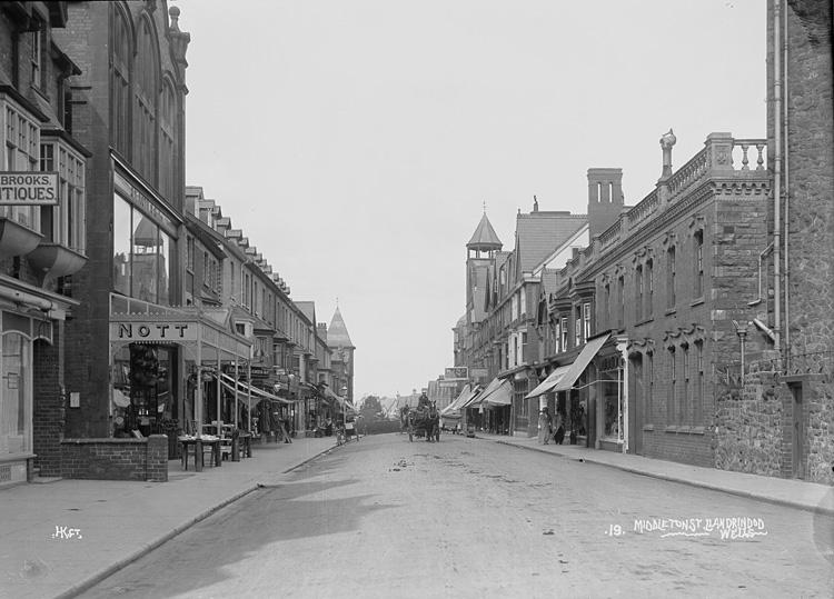 Middleton St. Llandrindod Wells