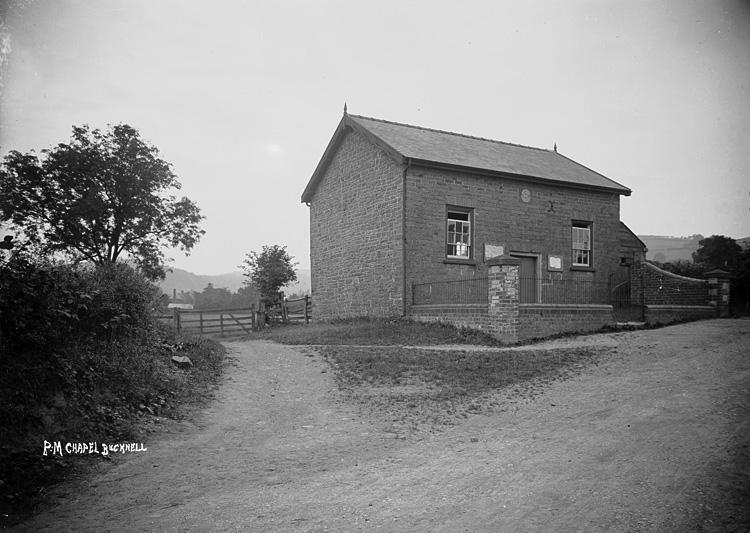 P.M. chapel Bucknell