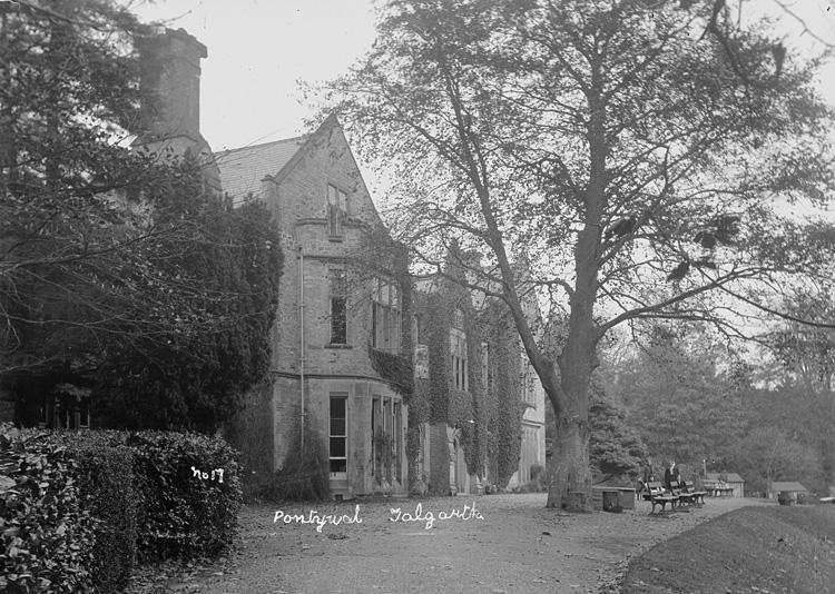 Pontywal, Talgarth
