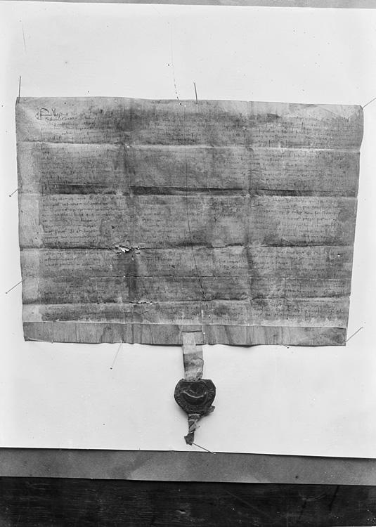[Manuscript charter for Rhuddlan town]