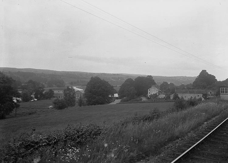 [View of Glasbury]