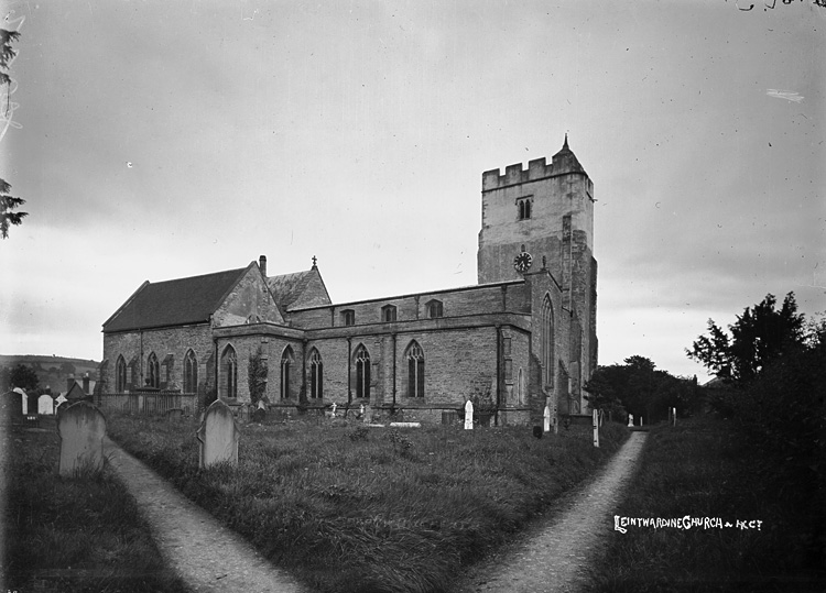 Leintwardine church