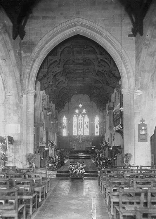 [Interior of unidentified church]