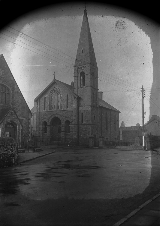 [Horeb Congregational church, Builth Wells]