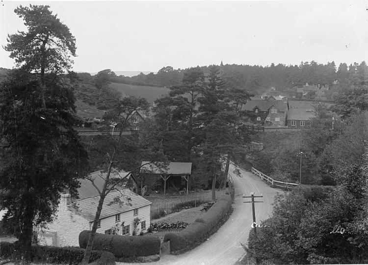 [Cwmbach village, Builth Wells]