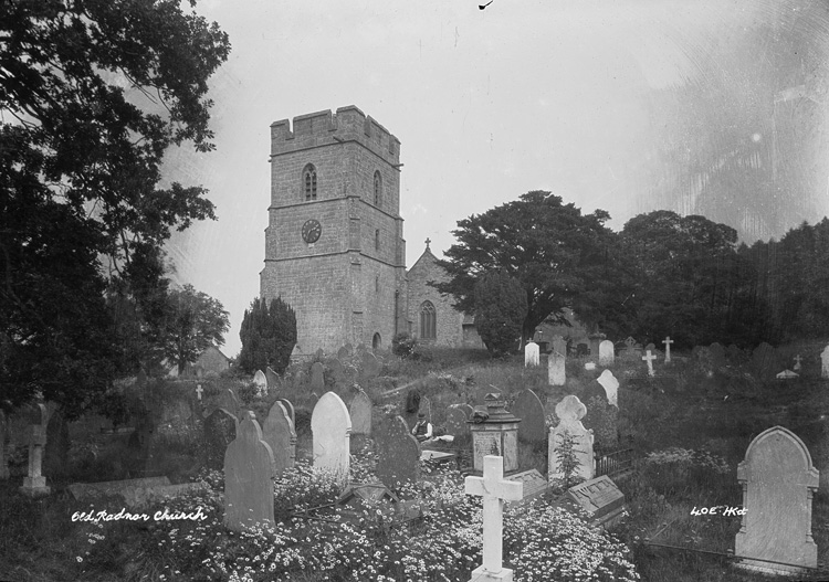 Old Radnor church