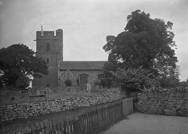 [St Stephen's church, Old Radnor]
