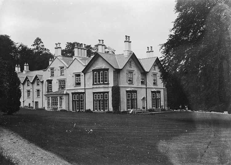 [Pencerrig Estate, Builth Wells]