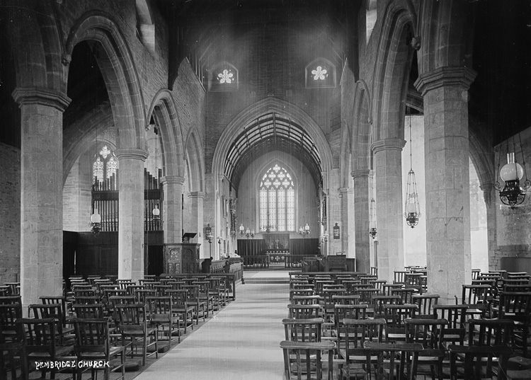 Pembridge church