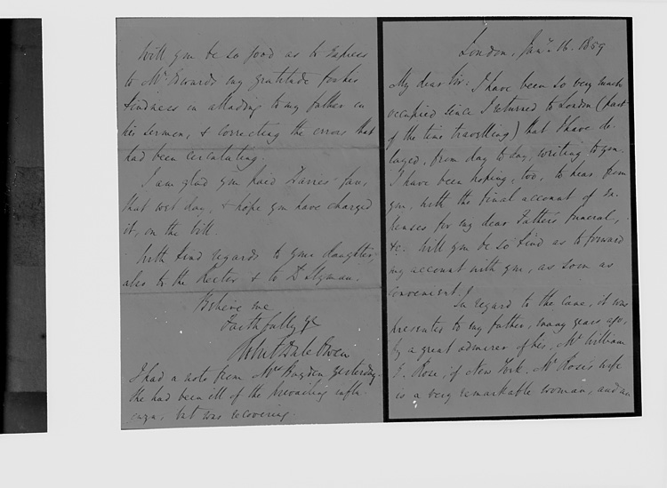 [Letter from Robert Dale Owen to David Thomas, 16 January 1859]