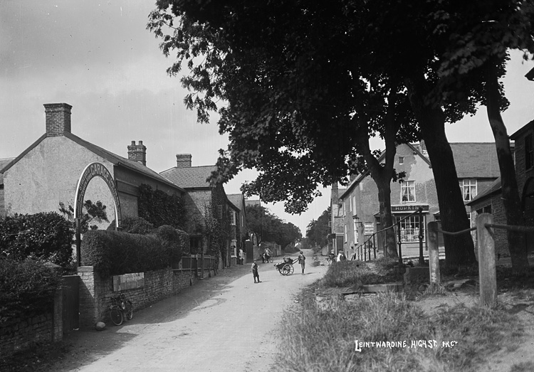 Leintwardine High St