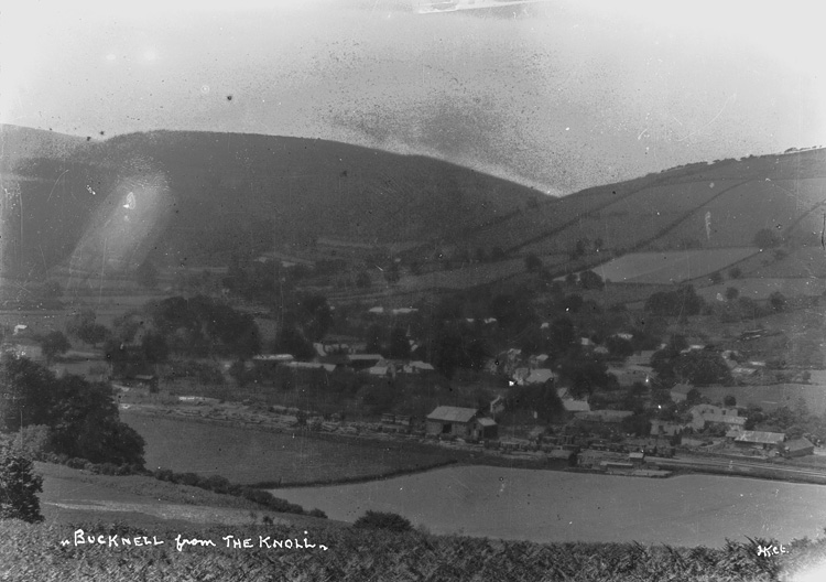 B ucknell from the Knoll