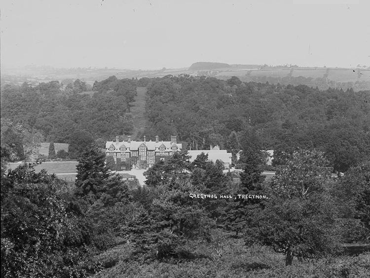 Gregynog Hall, Tregynon