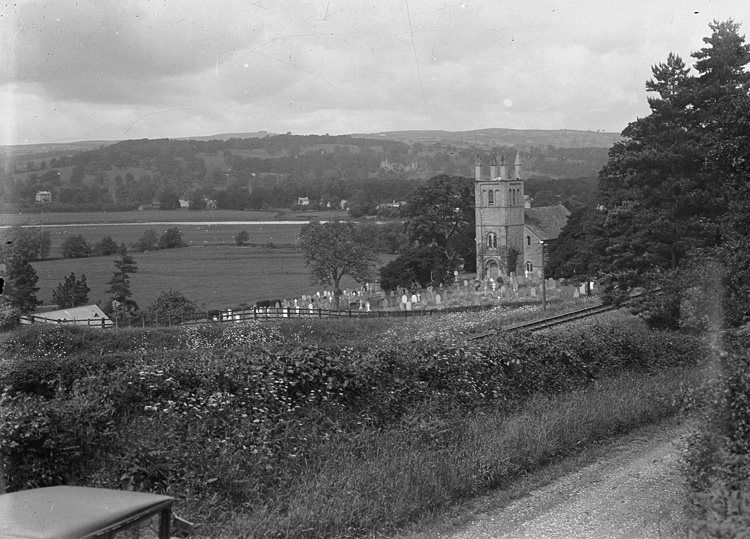 [St. Peter's church, Glasbury]