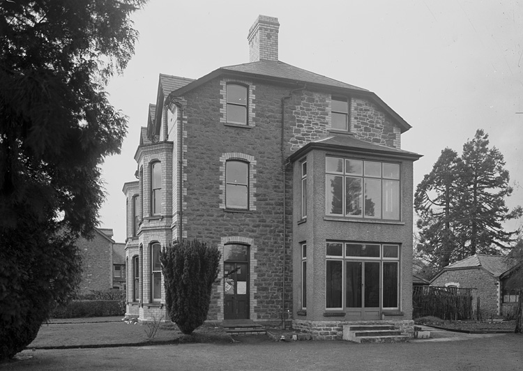 [Cloverley House, Builth Wells]