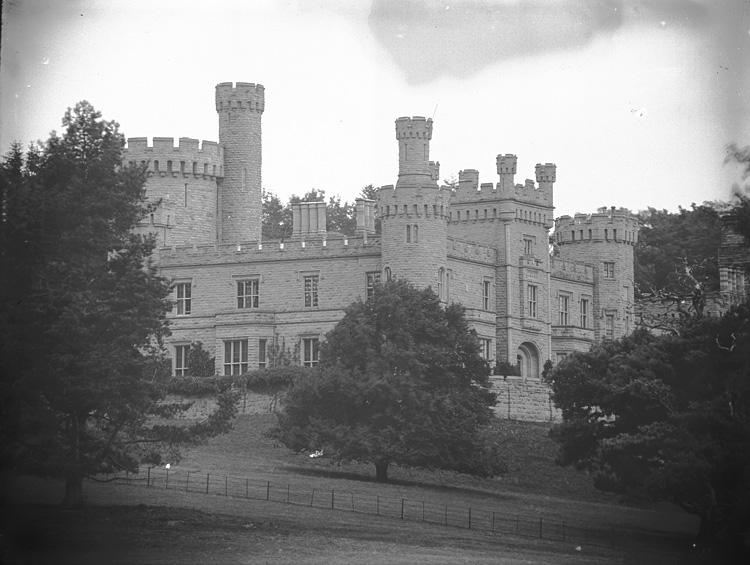 [Maesllwch Castle, Glasbury]