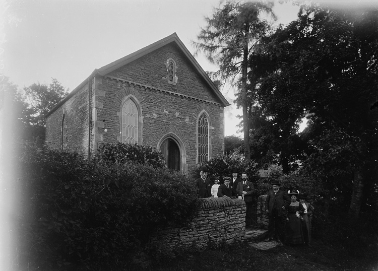 [Unidentified Methodist Primitive chapel]