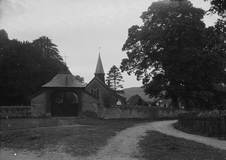 Bucknell church