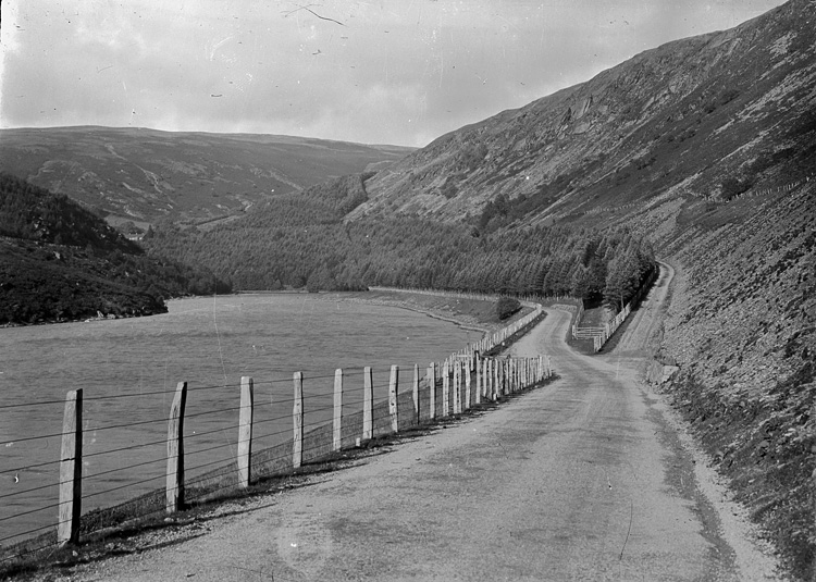 [View of Elan Valley]