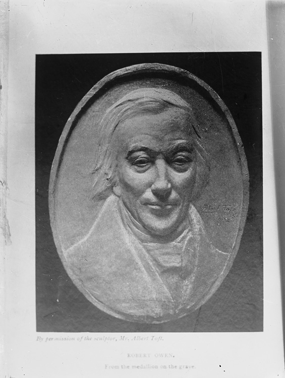 [Portrait of Robert Owen]