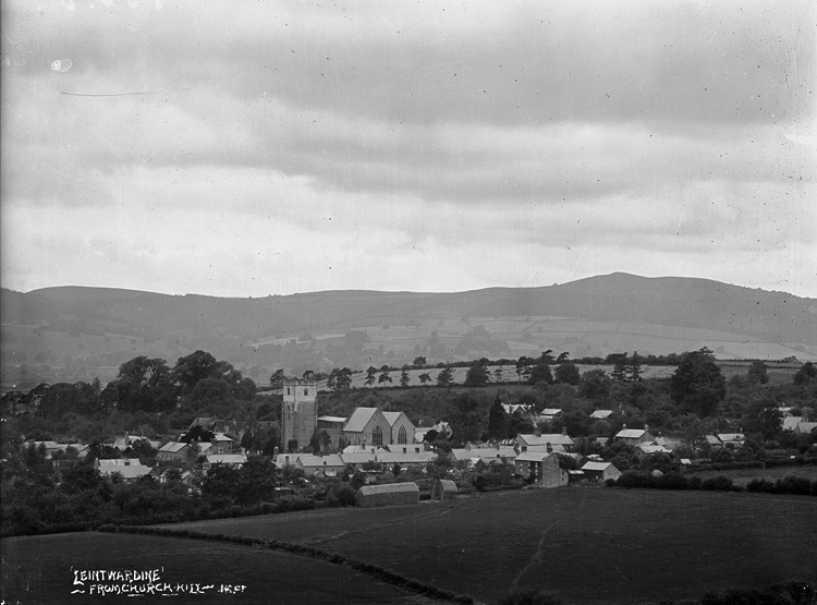 ' Leintwardine' from Church Hill