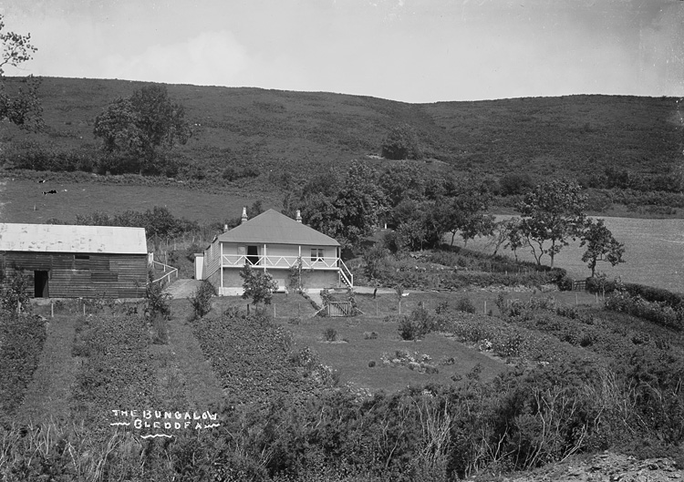 The bungalow Bleddfa