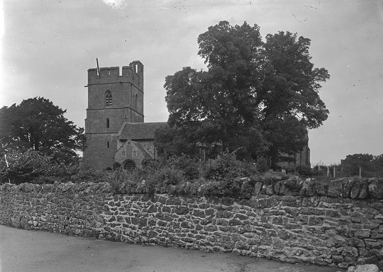 [St Stephen's church, Old Radnor]