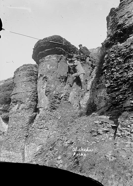 Aberedw rocks