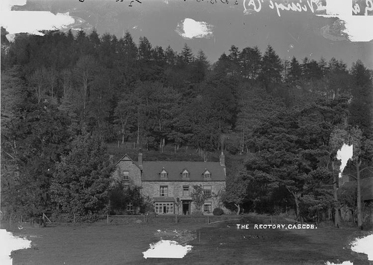 The rectory, Cascob
