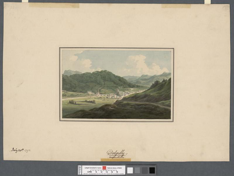 Dolgelly Merionethshire