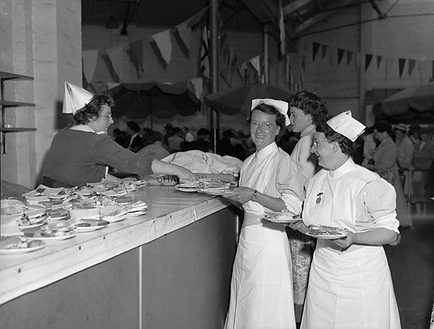 [Morda Hospital Fair held at the Cross Market Hall, Oswestry]