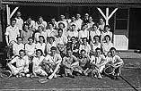 [Members of Llanidloes Tennis Club]
